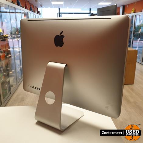 Apple iMac 2012 21,5 (MacOS High Sierra/12GB RAM/512GB SSD/i5 2.5GHz processor)