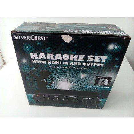 karaoke set nieuw