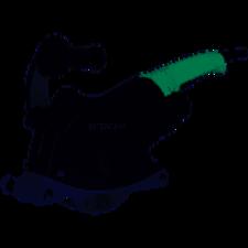 Hitachi CM7MRU Muursleuffrees met 2 bladen op