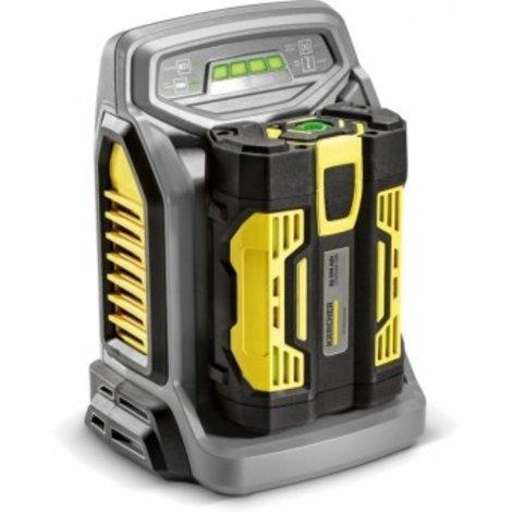 karcher 2 battery en oplader