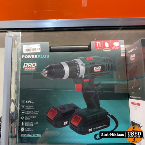 powerplus pow 8060