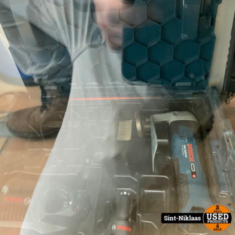 Bosch GSC 10,8 V-LI Cordless Metal Shear, Euro Plug