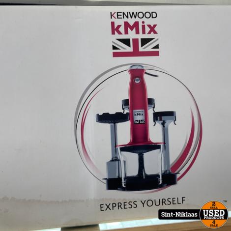 kenwood km staafmixer,150euro nieuw,IS NIEUW