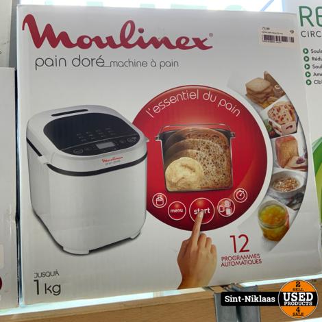 moulinex pain nieuw 95 euro