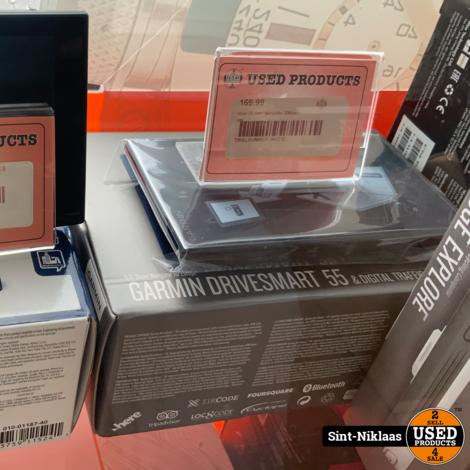 garmin 55 met garantie 200euro nieuw