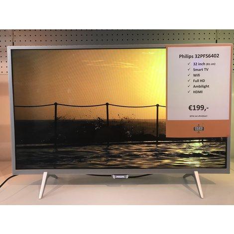 Philips 32PFS6402 Smart TV met Ambilight
