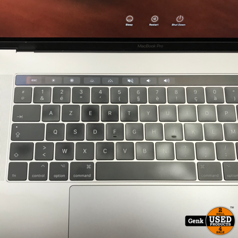 "MacBook Pro 15"" 2017 (i7 - 16GB - 256GB)"
