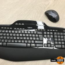 Logitec Logitec Draadloos toetsenbord + muis