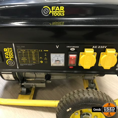 Far Tools GGC 3300
