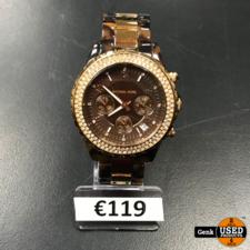 Horloge Michael Kors goud