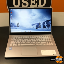 "Asus VivoBook S15 (i7 - 15"" - 8GB - 512GB)"