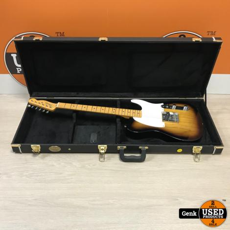 Fender Esquire elektrische gitaar + case