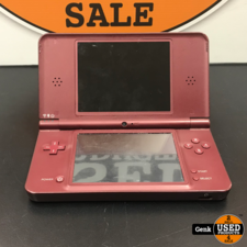 Nintendo 3DS XL Rood
