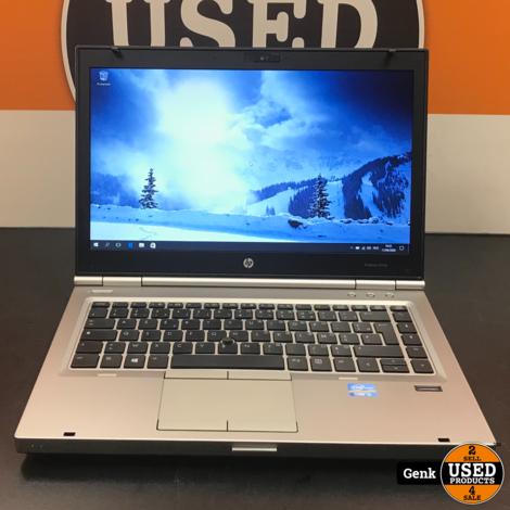 "HP Elitebook 8460p (i5 - 14"" - 4GB - 240GB)"