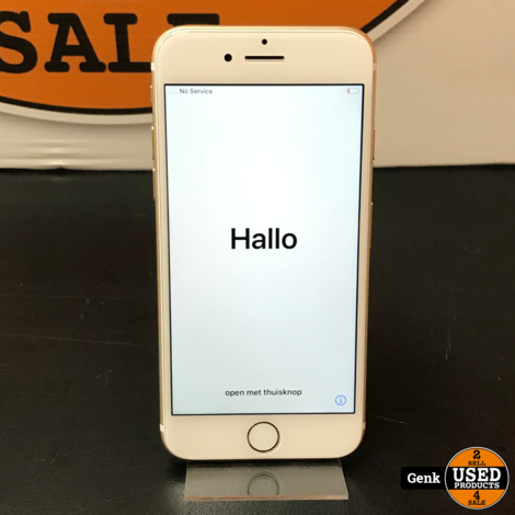 Apple iPhone 7 - 128GB - Goud