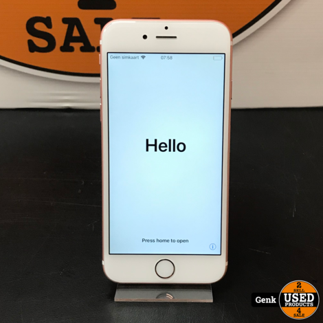 Apple iPhone 6 - 32GB - Rose