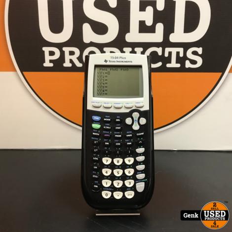 Texas TI-84 plus grafisch rekenmachine