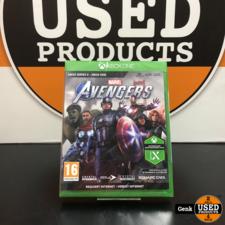 Xbox Xbox One - Avengers spel - Nieuw in verpakking