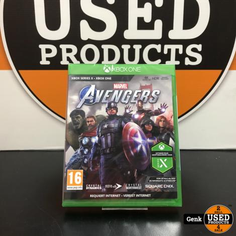 Xbox One - Avengers spel - Nieuw in verpakking