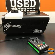 Chauvet DJ Hurricane 1600 - Rookmachine