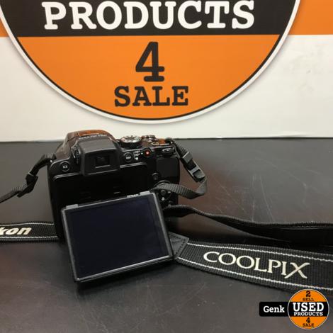 Nikon Coolpix P500 - Digitale compactcamera