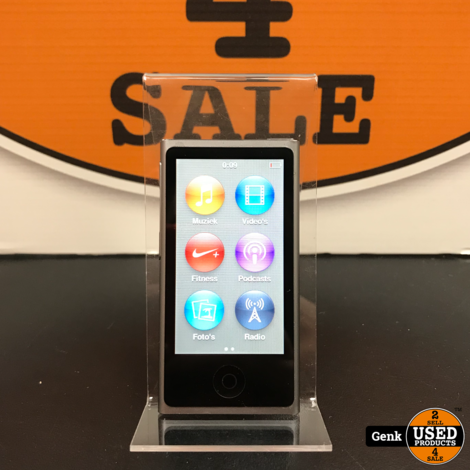 Apple Ipod Nano (7de generatie - 16GB)
