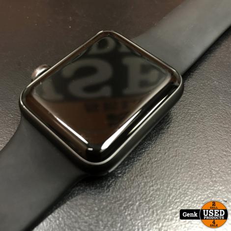 Apple Watch S2 - Zwart