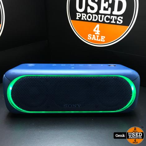 Sony SRS XB30 - Bluetooth speaker - blauw