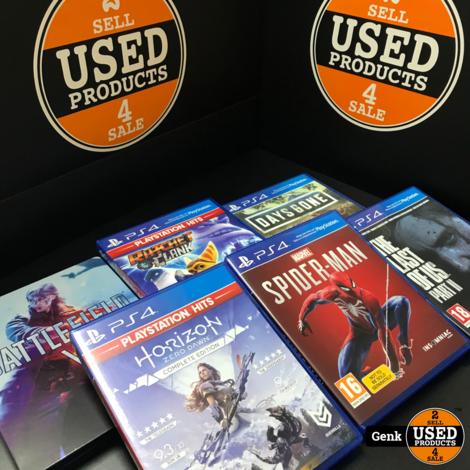 PS4 games - allerlei