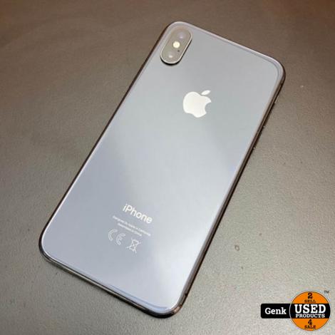 Apple iPhone X 64GB Zwart