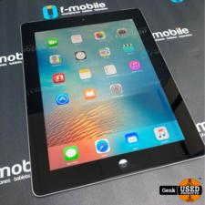 Apple iPad 3 16GB + 3G Zwart