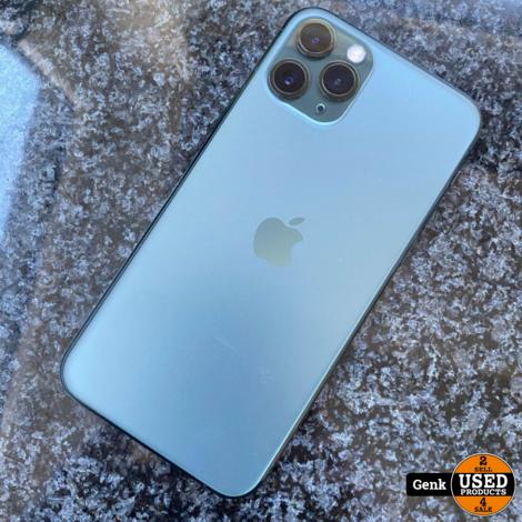 Apple iPhone 11 Pro 64GB Green  *Als nieuw*