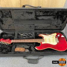 Fender Aerodyne Strat (JAPAN) - met koffer