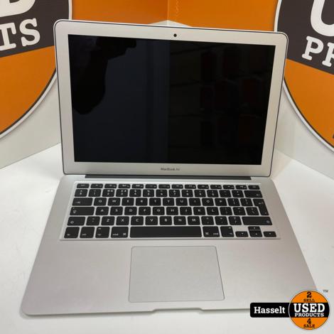 Apple MacBook Air 13 inch (2017) - i5 - 8GB RAM - 128GB SSD