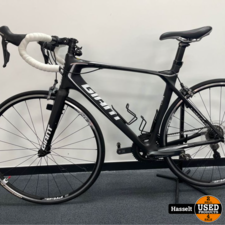 giant compact road carbon maat 54