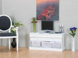 TV meubel Welkom wit