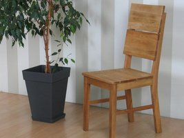 Mark eetkamerstoel eiken - set van 2 stoelen