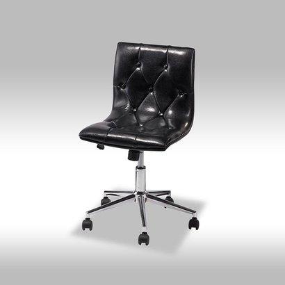 Solliden Kelim bureaustoel zwart