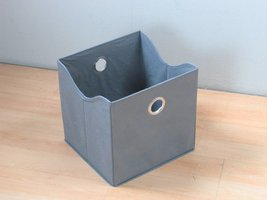 Opbergbox grijs Combee