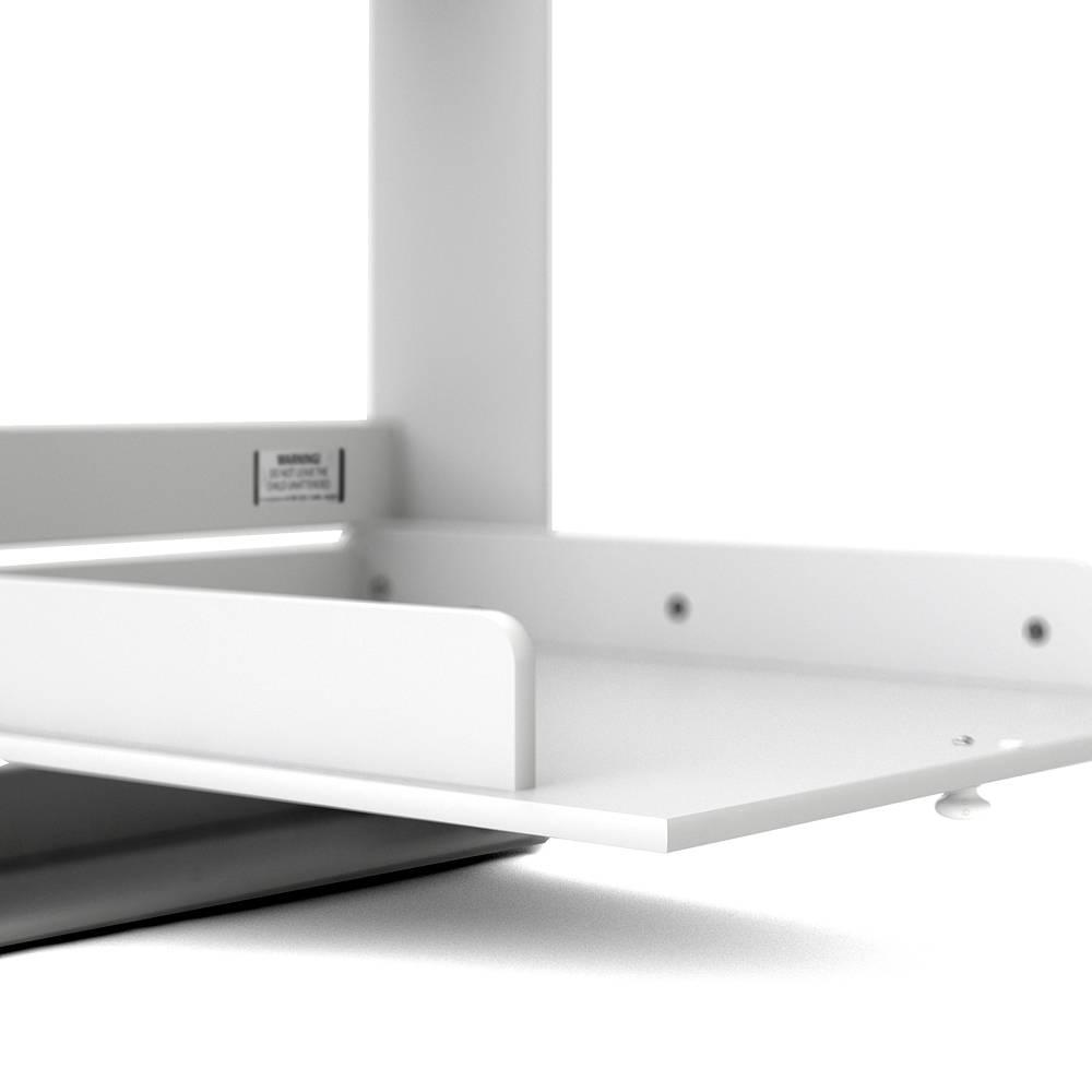 Schoenenkast Aan Muur.Dream Verzorgingstafel Voor Bevestiging Aan De Muur In Wit