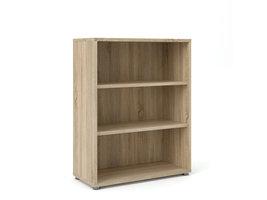 Tvilum Prisme kast 2 planken eiken decor.