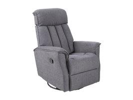 FYN Joy fauteuil grijs.
