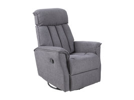 Joy fauteuil grijs.