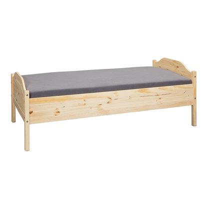Kim bed 90x200 cm natuur.