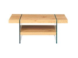 Bensam salontafel 1 plank wild eiken decor.