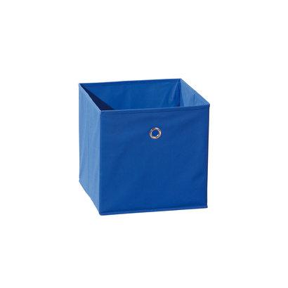 Hioshop Wase opbergdozen blauw.
