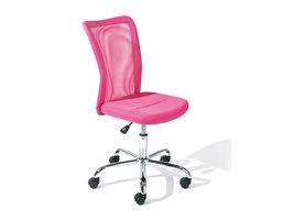 Bonan kinder bureaustoel roze.