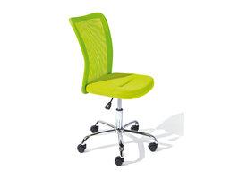 Hioshop Bonan kinder bureaustoel groen.