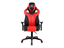 Hioshop Nordic Gaming Performance gamestoel zwart en rood.