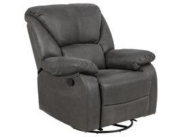 Hela relaxfauteuil, fauteuil grijs.